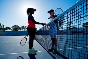 South Australia International Tennis Camp Schedule