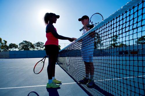 south australia summer tennis tournament camp